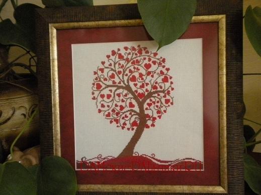 это сердечное дерево.