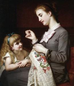 Женское рукоделие