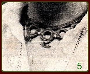 Вязаное украшение 5