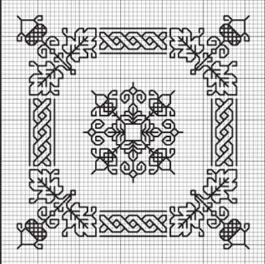 Схема белой бискорню