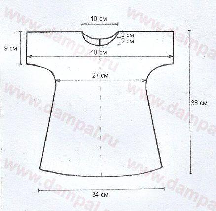 Крестильная рубашка для мальчиков своими руками