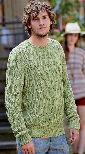 Мужской пуловер «Masotti»