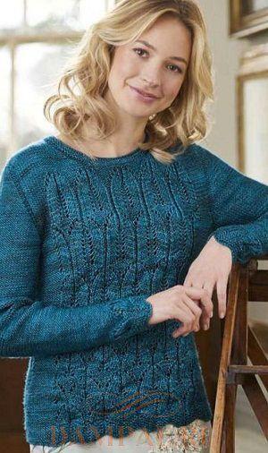 Женский пуловер «Chrysler»