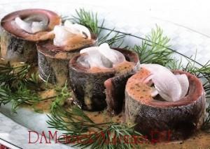 блюда из сельди