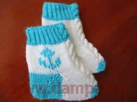 детские красивые носочки