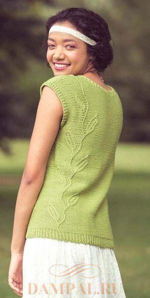Трикотажный шов в вязании. Кеттельный шов