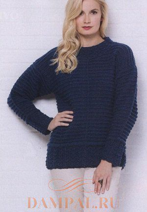 Женский пуловер «Welts»