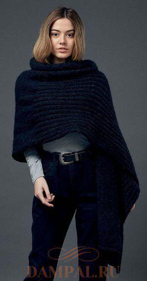 Накидка-шарф «Aria»