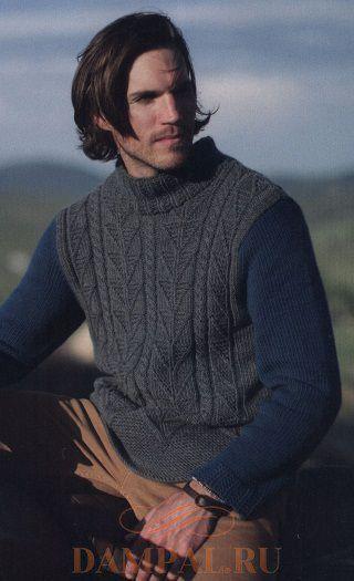 Мужской пуловер «Bronson Rock»