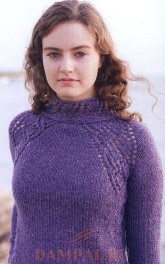 Женский пуловер «Montauk»