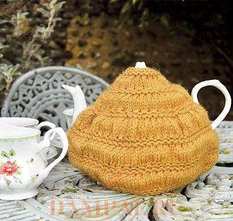 простая грелка для чайника