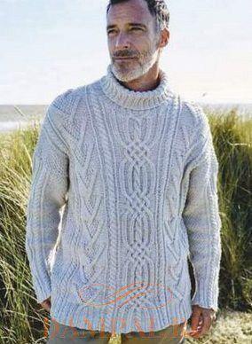 Мужской свитер «Окли»