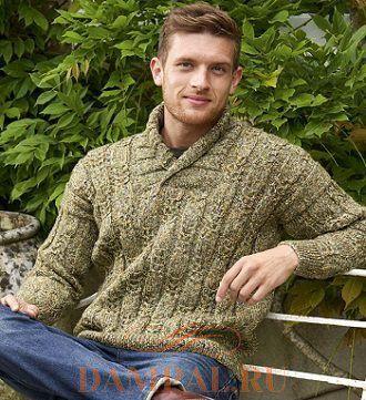 Мужской свитер «Стоурхед»