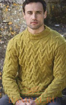 Мужской пуловер «Birnam Oak»
