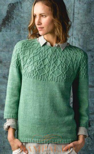 Женский пуловер «Assateague»