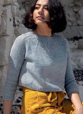 Женский пуловер «Astrogal»