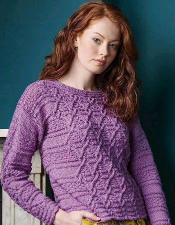 Вязаный пуловер «Ghent»