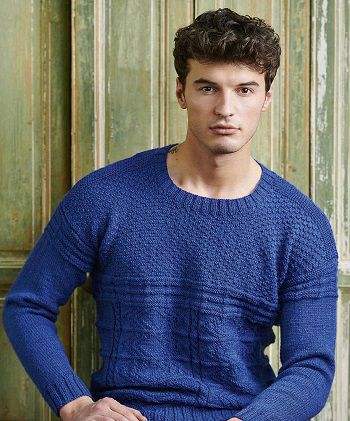 Мужской свитер «Polperro»