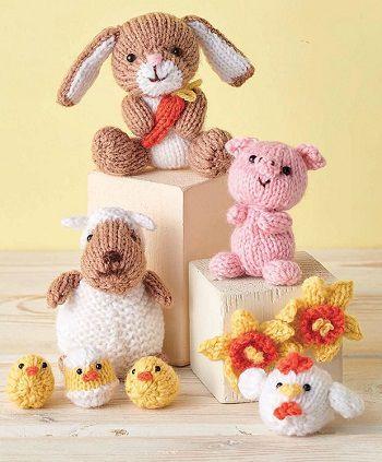 Пасхальные игрушки